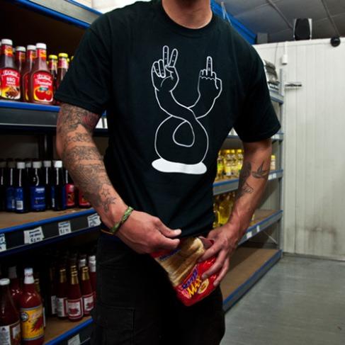 T-shirts by Gary Silipa
