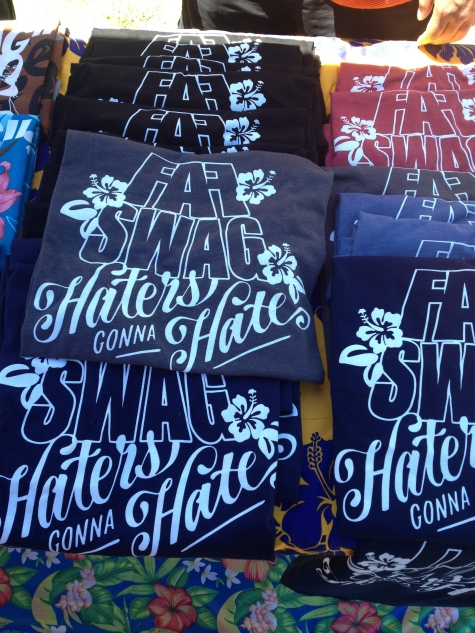 FAF SWAG T-shirts by Tanu Gago