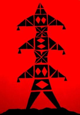 """Unsettled Earth Pylon City"" (2006) by Ema Tavola"