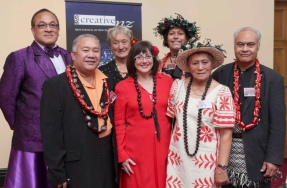 Pacific Arts Committee, Creative New Zealand (2010)