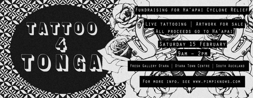 Tattoo 4 Tonga