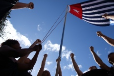 Action 6: Changing Tides - Free West Papua!