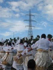 Tongan Stage, Polyfest 2009, photo by Ema Tavola