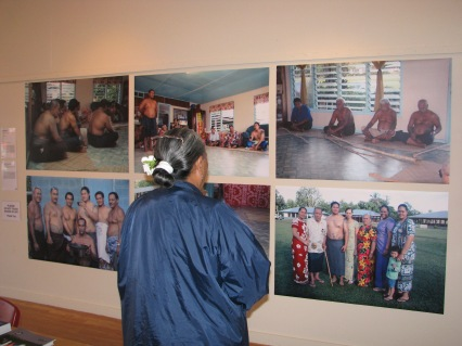 Joseph Ioretto Po series (2008) First shown in REPRESENT, Fresh Gallery Otara (April-May 2008), Fofoga Setoga-Tuala
