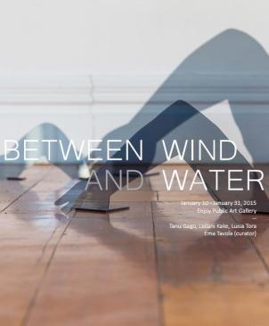 Between Wind and Water publication
