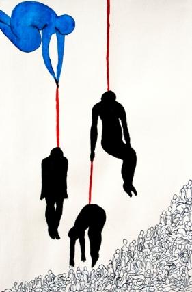"""Delusion (2011), for """"diasporadic679"""""""