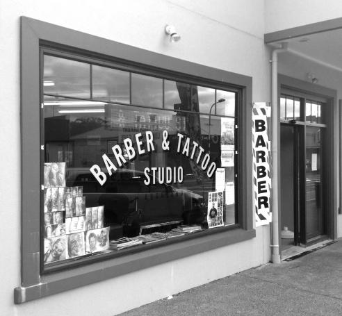 Big Willie Legacy Barber & Tattoo Studio, 159 Mt Eden Rd, Auckland City