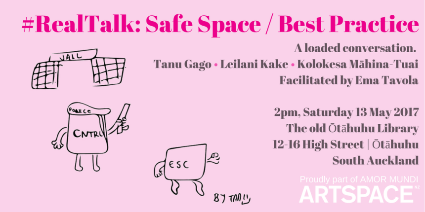 #RealTalk- safe space best practice (5)